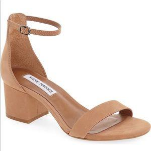 Steve Madden Irenee Ankle Strap Sandal in Tan